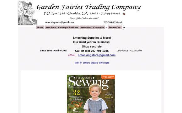 Smocking & NeedleArts Catalog