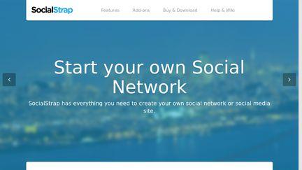 SocialStrap.net