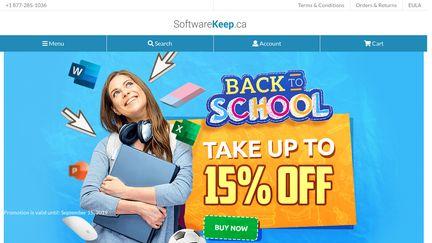 SoftwareKeep.ca