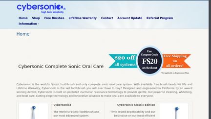 SonicToothbrush