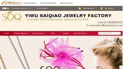 Yiwu Saiqiao Jewelry Factory