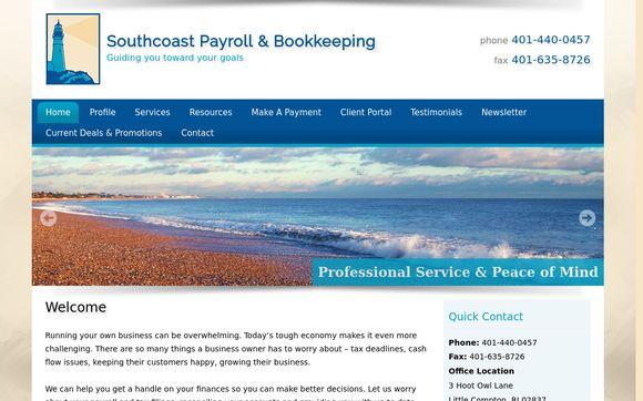 Southcoast Payroll and Bookkeeping