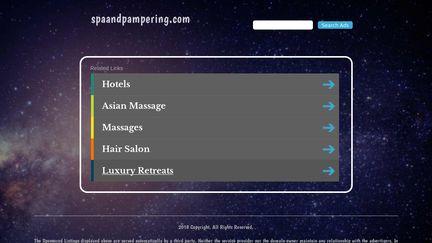 Spaandpampering.com