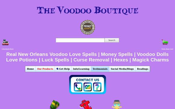 The Voodoo Boutique