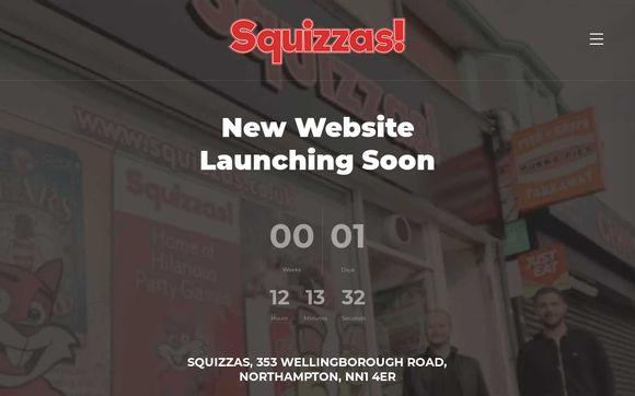 Squizzas.co.uk