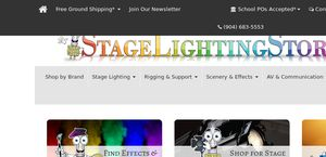 Amazing Stage Lighting Store Reviews
