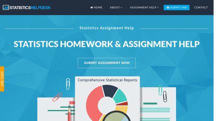 StatisticsHelpDesk