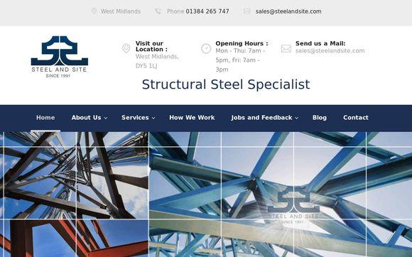 Steel & Site Ltd
