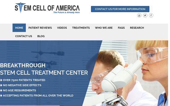 Stem Cell Of America