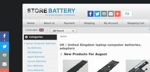 StoreBattery.co.uk