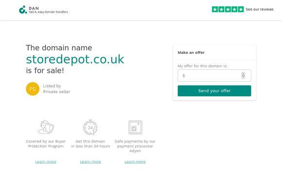Storedepot.co.uk