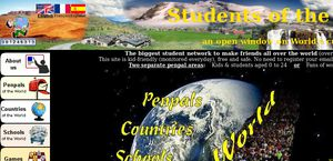 PENPALS For Kids, Students, Fans Of World Cultures... The Biggest Kid