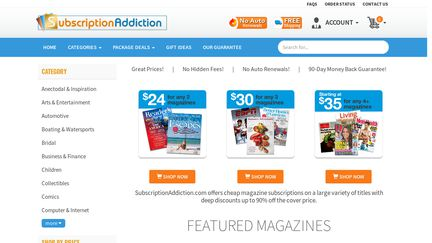 SubscriptionAddiction