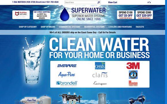 Superwater