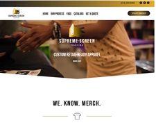 Supremescreenprinting.com