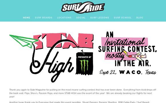 Surfride