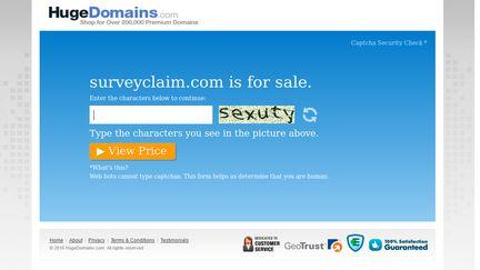 Surveyclaim