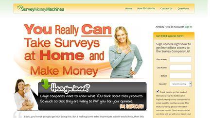 SurveyMoneyMachine