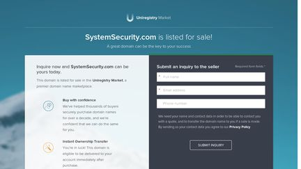 SystemSecurity.com