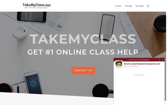 Takemyclass.xyz