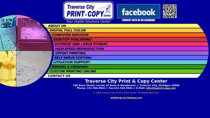 Traverse City Print Copy