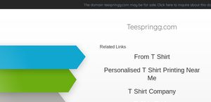 Teespringg.com
