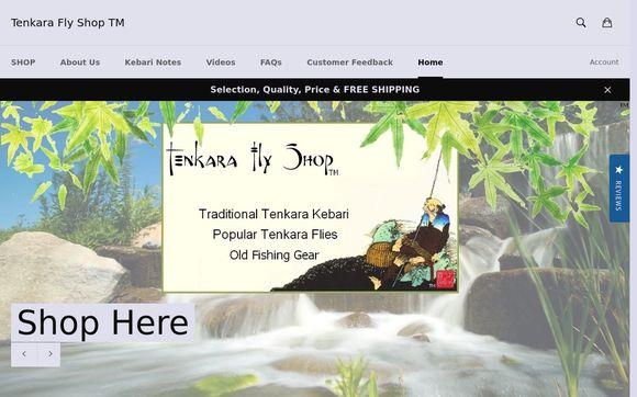 Tenkara Fly Shop