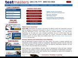 TestMasters Official Site