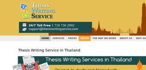 Thailand.thesiswritingservice.com