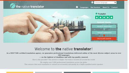The Native Translator