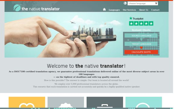 The Native Translator