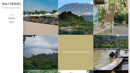 The Bali Travels