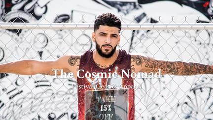 The Cosmic Nomad