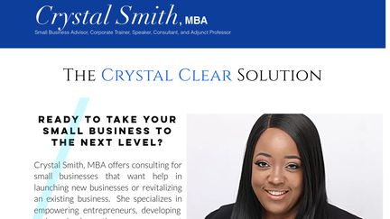 Crystal Clear Business Solutions