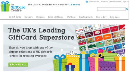 TheGiftCardCentre.co.uk