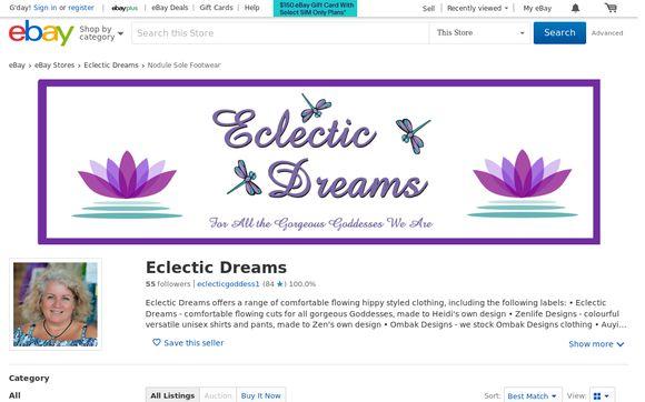 Eclectic Dreams