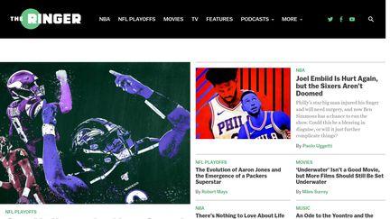 Theringer.com