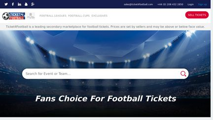 Ticket4Football.com