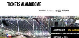 Tickets Alamodome