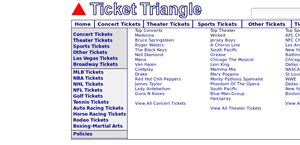 Ticket Triangle