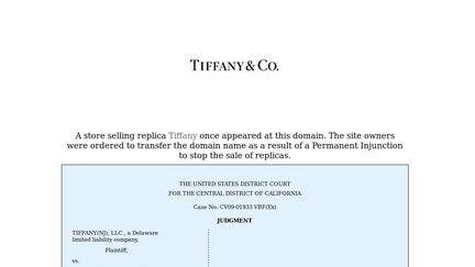 TiffanyOutlet.org