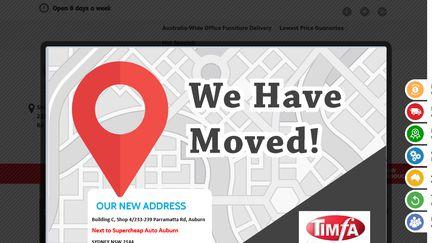 TimFaBusinessFurniture.com.au