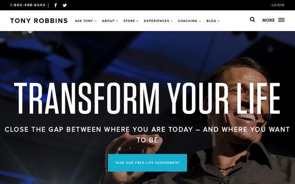 Anthony Robbins Company