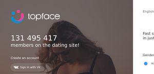 Topface kostenlose Dating-Website