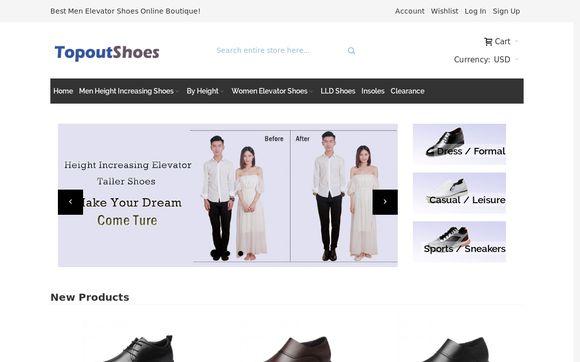 Topout Shoes