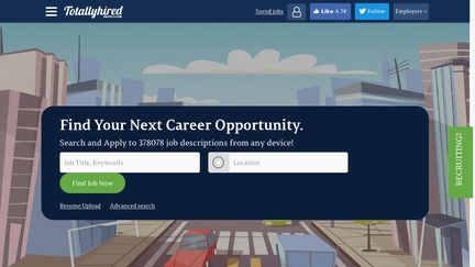 Totallyhired.com