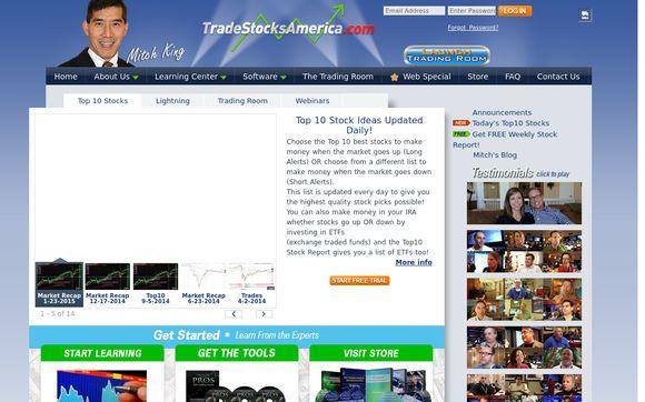 TradeStocksAmerica