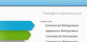 Tradingpost-appliances.co.uk