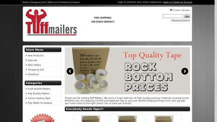 TuffMailers