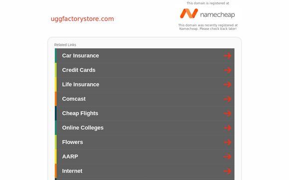 Uggfactorystore.com